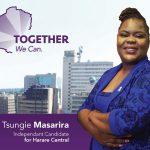 linda masarira, zimbabwe, africa, politics