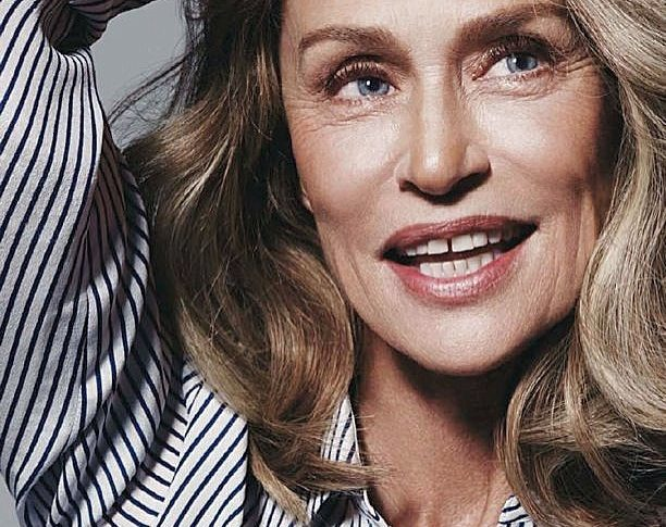 lauren hutton, fashion